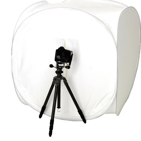 Square Perfect Photography Light Tent-Photo Cube Softbox Light Box  sc 1 st  Overstock.com & Square Perfect Photography Light Tent-Photo Cube Softbox Light Box ...