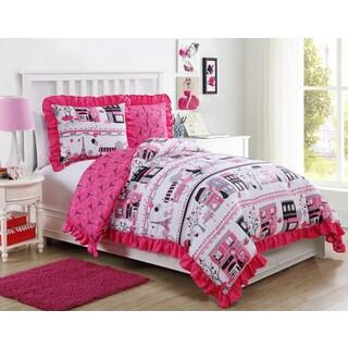 VCNY Elisa 3-piece Comforter Set