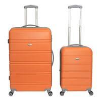 AGT Plateau 2-Piece TSA Luggage Set