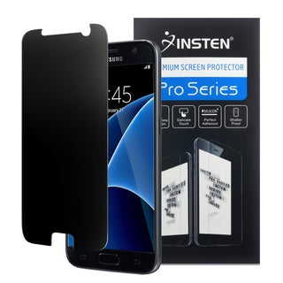 Insten Clear HD/ Mirror Anti-Scratch/ Privacy Filter Anti-Spy Premium Screen Protector For Samsung Galaxy S7