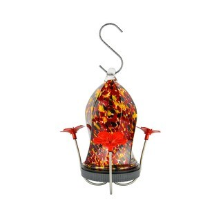 Nature's Way Advanced Bird Products Twisted Jewel Hummingbird Feeder (Tulip)