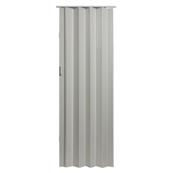 48 Inch x 80 Inch Folding Door in White  sc 1 st  Overstock.com : 48 door - pezcame.com