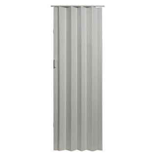 Attirant 48 Inch X 80 Inch Folding Door In White