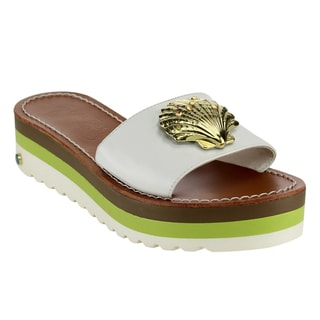 Miss Trish of Capri Women's Slp-on Sandals