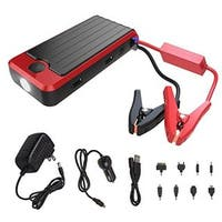 PowerAll Rosso 12000 mAh Portable Power Bank and Car Jump Starter