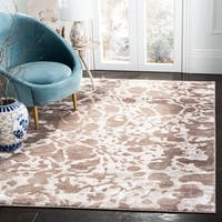 Safavieh Vogue Light Brown Rug (8' x 10')