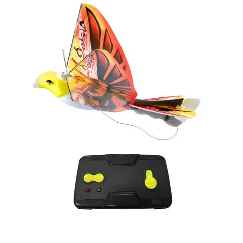eBird - Orange Phoenix - 2.4GHz award winning flying bird