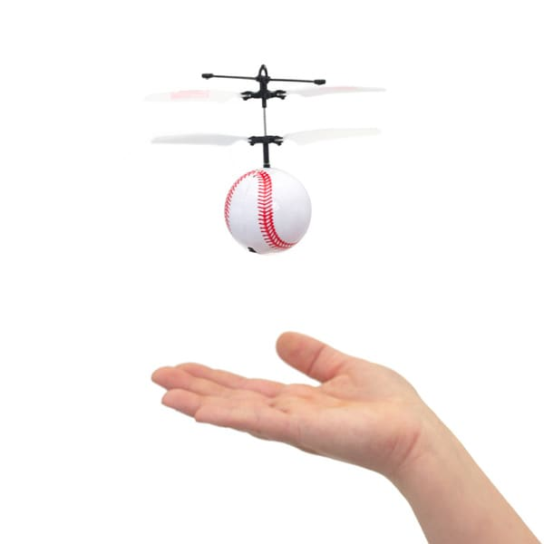 Mukikim Mini Flyer Baseball - Red/White