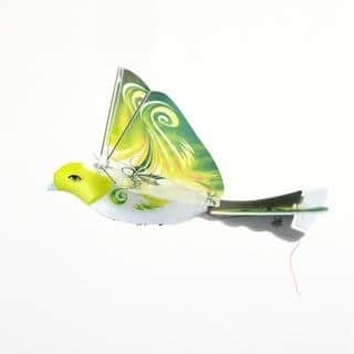 eBird - Green Parrot - 2.4GHz award winning flying bird