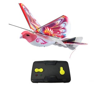 Link to eBird - Pink Butterfly - 2.4GHz award winning flying bird Similar Items in Remote Control Toys