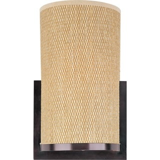 Elements 1-light Incandescent Oil Rubbed Bronze Wall Sconce