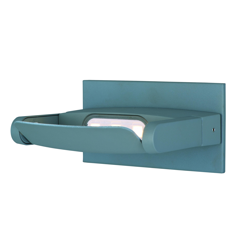 Maxim Lighting Alumilux DC 3-light LED Silver Powder-coat...