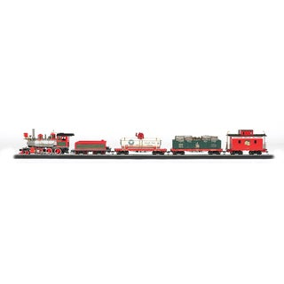 Bachmann Trains Yuletide Special Delivery On30 Scale Ready To Run Electric Train Set