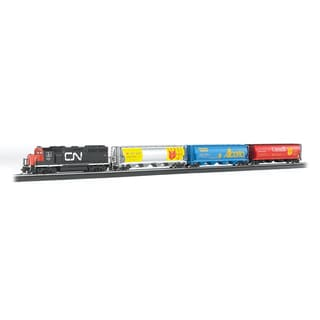 Bachmann Trains Harvest Express HO Scale Ready To Run Electric Train Set