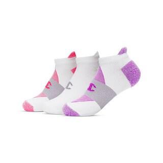 Champion Women's Heel Shield Socks (3 Pack)