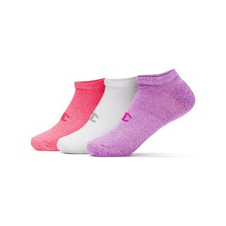 Champion Women's Assorted No-Show Socks (3-Pack)