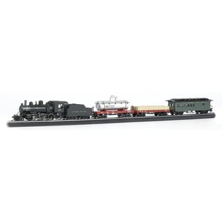 Bachmann Trains Blue Star E-A App Smart Phone Controlled HO Scale Ready To Run Electric Train Set