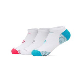 Champion Women's No Show Training Socks (Pack of 3)