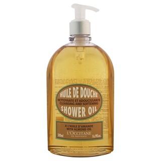 L'occitane Almond 16.9-ounce Shower Oil
