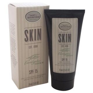 The Art of Shaving Eucalyptus Essential Oil Men's 2.5-ounce Daily Lotion SPF 15