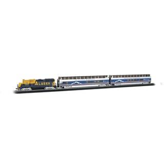 Bachmann Trains Mckinley Explorer - HO Scale Ready To Run Electric Train Set