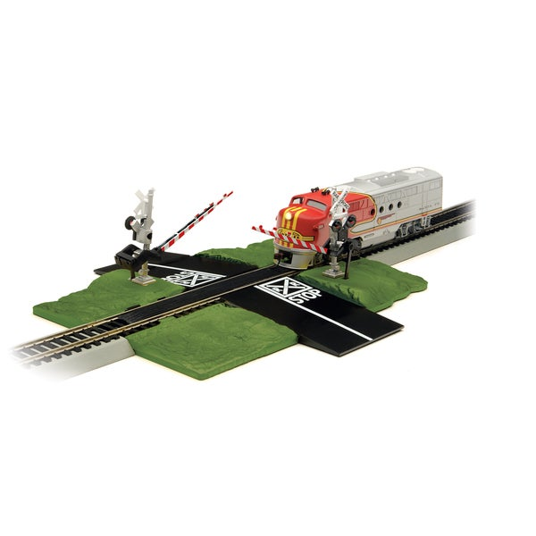 Shop Bachmann Trains E Z Track Crossing Gate Ho Scale