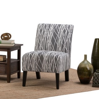 WYNDENHALL Mason Slipper Accent Chair