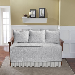 Nostalgia Home Valinda Grey 5-piece Daybed Set
