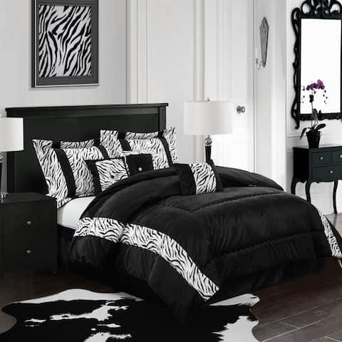 Nanshing Mali 7-piece Bedding Comforter Set