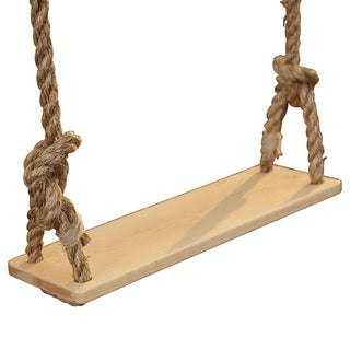 Adventure Parks Classic Maple Wood Swing