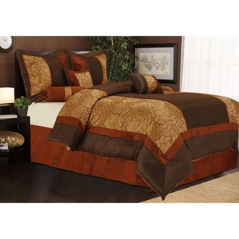 Nanshing Sibyl 7-piece Bedding Comforter Set