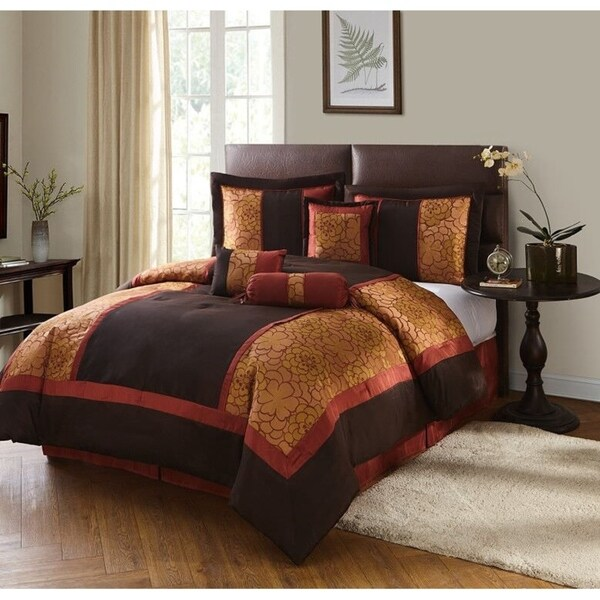 Nanshing Sibyl 7-piece Bedding Comforter Set