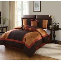 Grand Avenue Hermonie 7-piece Bedding Comforter Set