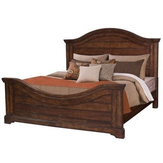 Greyson Living Lakewood Wood Panel Bed