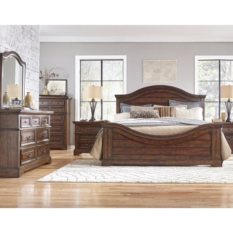 Lakewood Panel 5-piece Bedroom Set by Greyson Living