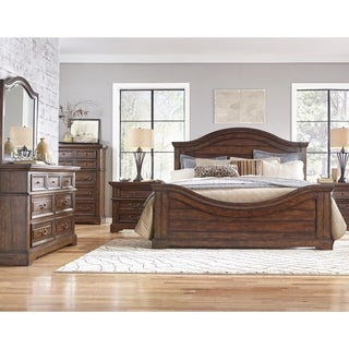 Greyson Living Lakewood Panel 5 Piece Bedroom Set