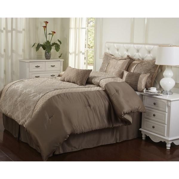 Nanshing Montage 7-piece Comforter Set