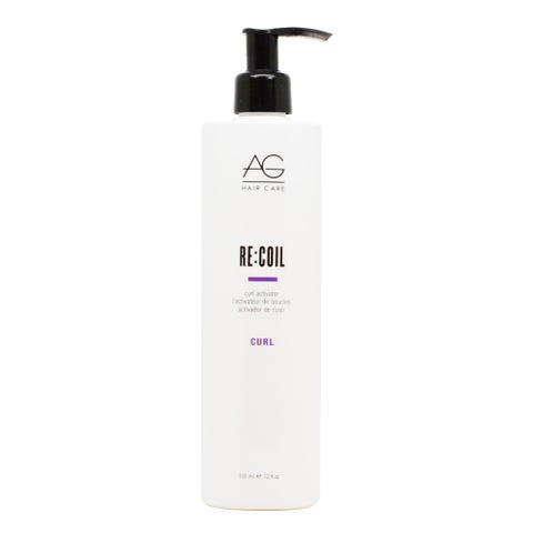 AG Hair Care Curl Recoil 12-ounce Activator