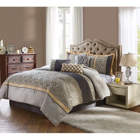 Grand Avenue Jolene 7 Piece Comforter Set