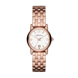 Marc Jacobs Women's MBM3438 'Farrow' Rose-Tone Stainless Steel Watch