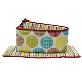 True Baby Hopscotch Crib Bumper