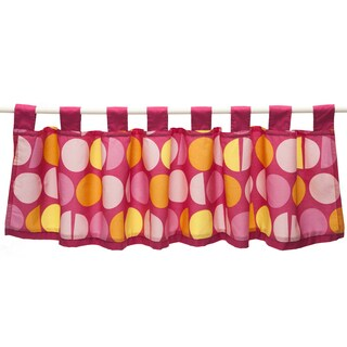 True Baby Sunshine Window Curtain Valance