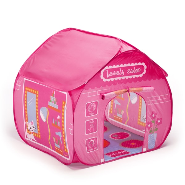 Fun2Give Pop-it-up Beauty Salon Play Tent