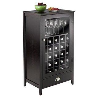 Bordeaux 25 Bottle Modular Wine Cabinet