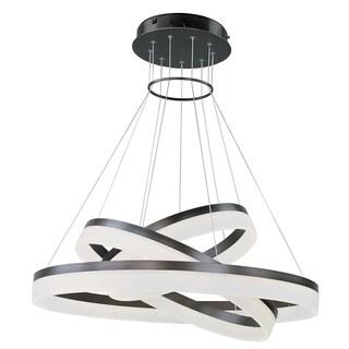 Saturn 3 Tier LED Pendant Light Fixture