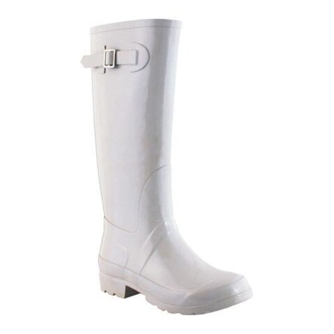 Women's Nomad Hurricane II Ash White Rain Boot