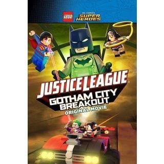 LEGO DC Super Heroes: Justice League: Gotham City Breakout (DVD)