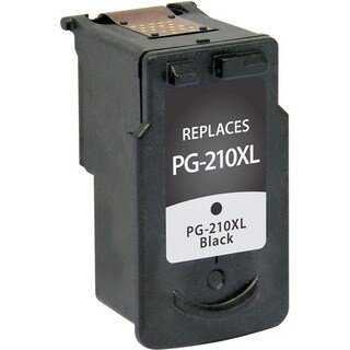 V7 Remanufactured High Yield Black Ink Cartridge for Canon PG-210XL -