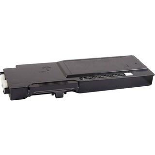 V7 Remanufactured High Yield Black Toner Cartridge for Dell C2660 - 6