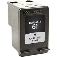 V7 Remanufactured Black Ink Cartridge for HP CH561WN (HP 61) - 190 pa